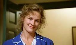 In her role of Jenny Fields.