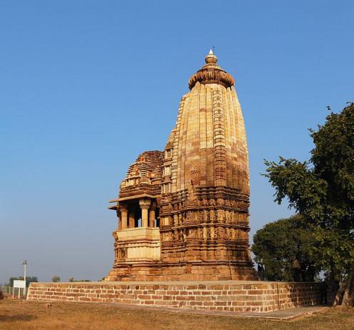 Chaturbhuja Temple