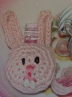 Crochet Pacifier