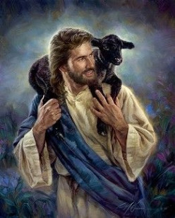 Devotional:  The Sheep on His Shoulder