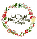 Just Right June Writing Prompts