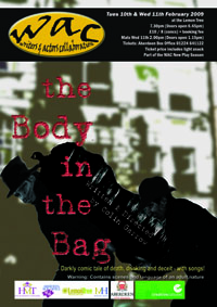 Poster for The Body in the Bag