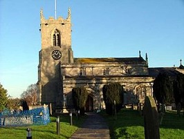 All saints church in Mattersey goes all the way back to the 12th Century
