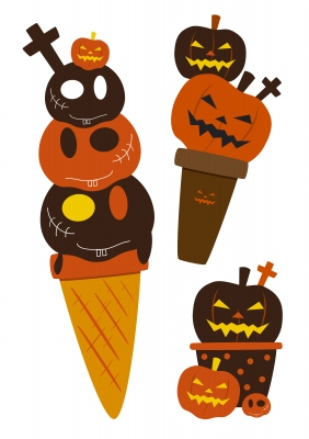 Candy, chocolate, sugar... Halloween and treats just go together, whether they come from strangers or neighbors.