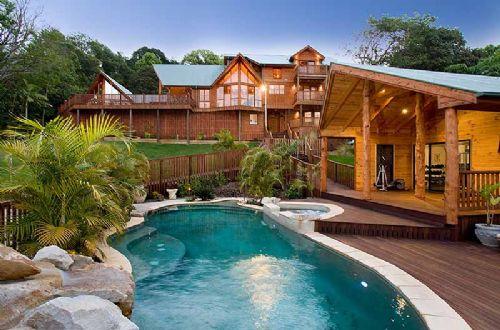 My summer villa