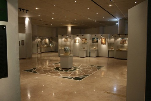 Relics found in Islamabad preserved in the National History Museum