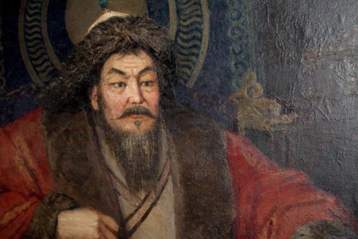 Ghengis Khan passed through Islamabad to Invade the Indian Subcontinent.