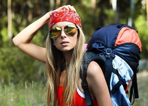 A camper