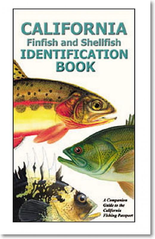 California Finfish and Shellfish Identification Book