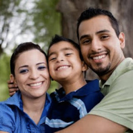 As many in their respective sociocultural & religious groups become more educated, affluent & assimilable, they're having smaller families. They see the detriments of large/very large families & see the overall benefits of having smaller families.