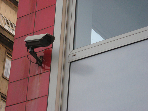 Security camera by Husky via Flickr