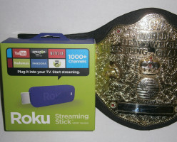 Wrestling On Roku
