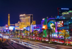 Las Vegas: Jewel in the middle of the desert