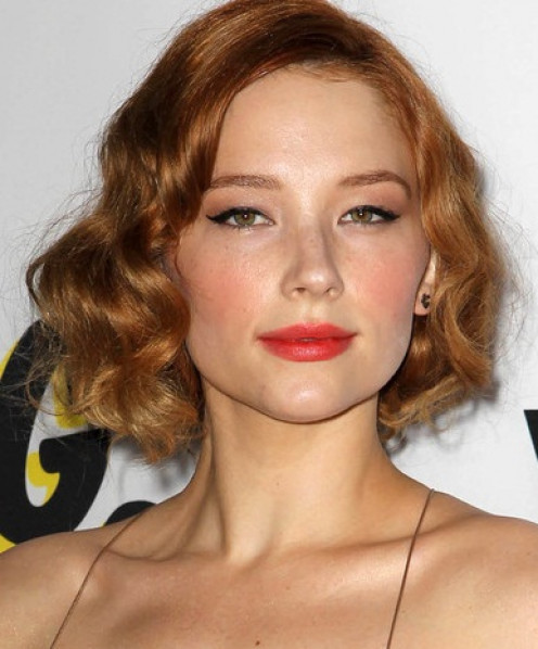 Actress Haley Bennett