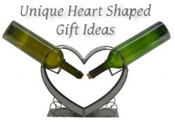 Unique Holiday Heart-Shaped Gift Ideas