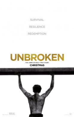 Unbroken: The Unbelievable True Story (2014)