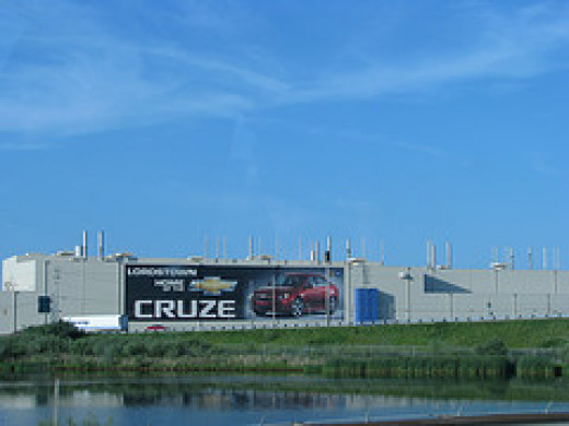 The Chevrolet Cruz is now made where my cavalier was produced.