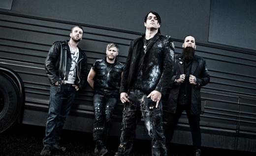 Three Days Grace 2015