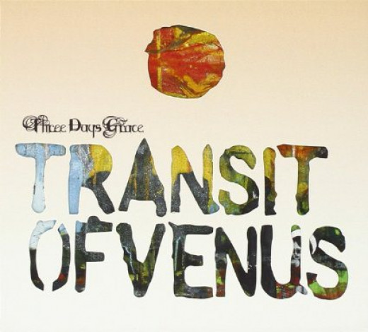 2012 release Transit of Venus (which I still need)