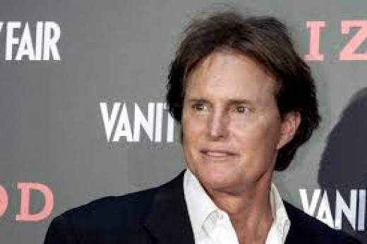 Bruce Jenner was once an Olympic athlete as a man, he has know become a woman