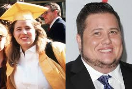 Chastity Bono or daughter of Cher also went under the knife and became Chaz Bono
