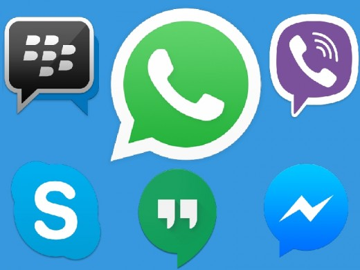Whatsapp like Android Apps