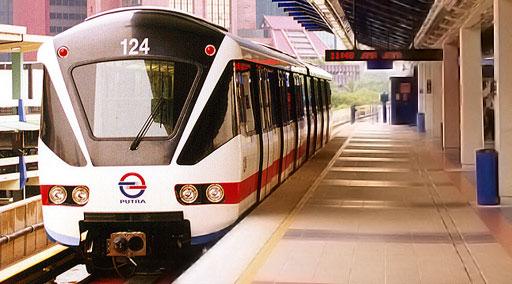 LRT - Train (Modes of transport)
