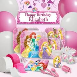 Disney Princess Party Tips and Birthday Cake Ideas