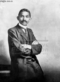 Some Old Pics Of Mahatma Gandhi