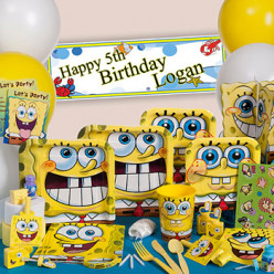SpongeBob Party Tips and Birthday Cake Ideas
