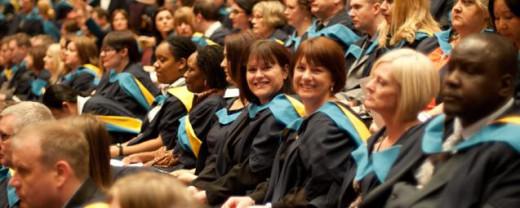 Happy grads,