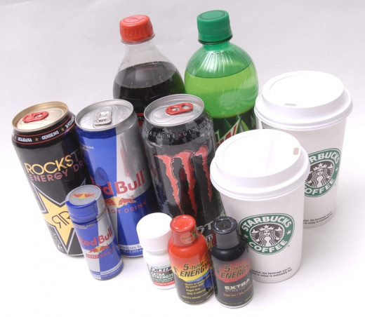 Caffeine is found in many beverages, chocolate and other foods. When monitoring your caffeine in take make sure you include all sources.