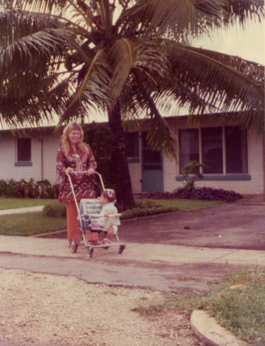 Living in Tonga circa 1974