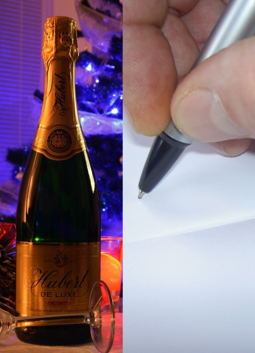 Like wine, writing can improve with age.
