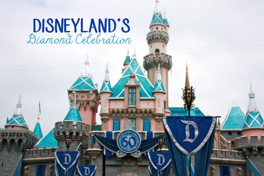 Disneyland's Diamond Celebration