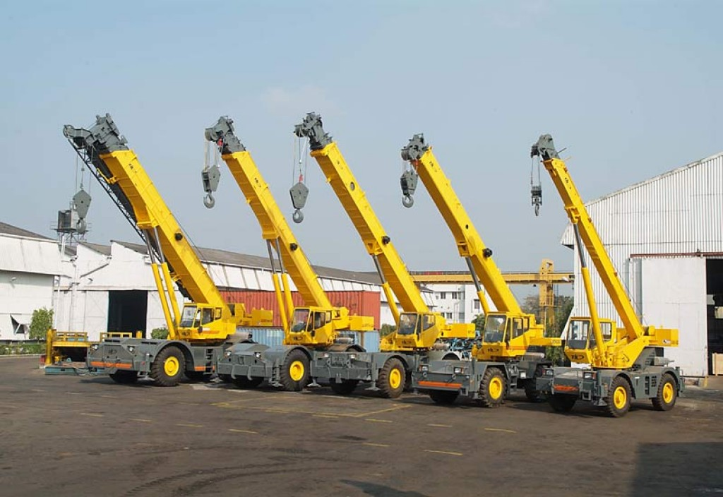 What Are The Different Types Of Cranes : The different types of cranes