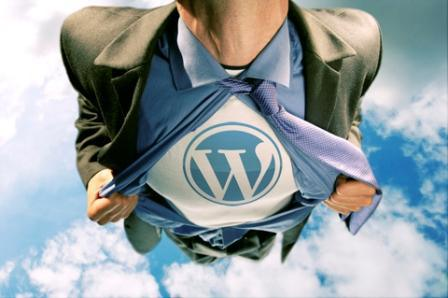 There's no need to fear, WordPress is here!