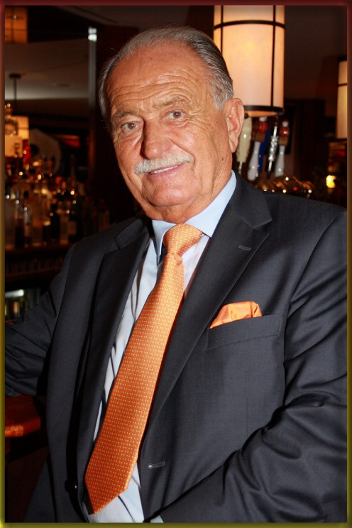 Owner of Wolfgang's Steakhouse in New York City.