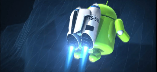 Give a Jet-Pack To Your Android-Phone
