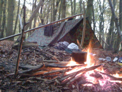 Bushcraft: Survival Skills And Techniques For Backpacking And Camping