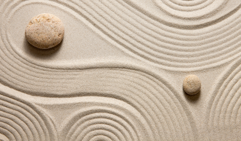 We can all benefit from a little more Zen