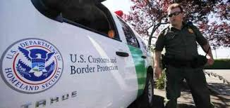 U.S. Customs and Border Patrol are always on the look-out for lawbreakers.