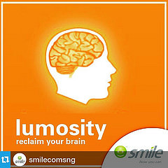 Lumosity the number one online brain game.