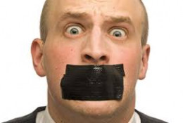 Hush my mouth!