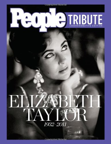 People Magazine's Elizabeth Taylor Book