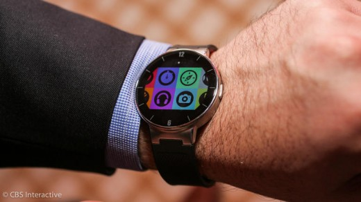 Presenting to you, Alcatel OneTouch Watch.