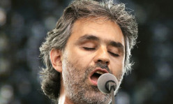 Satire - Andrea Bocelli Regains His Vision