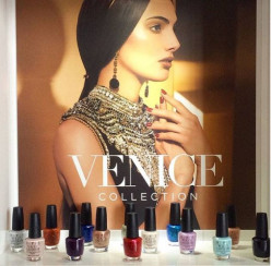 OPI Venice Fall and Winter 2015 Nail Polish Collection