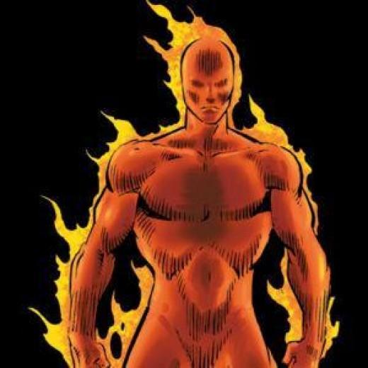 Toro, The Flaming Sidekick