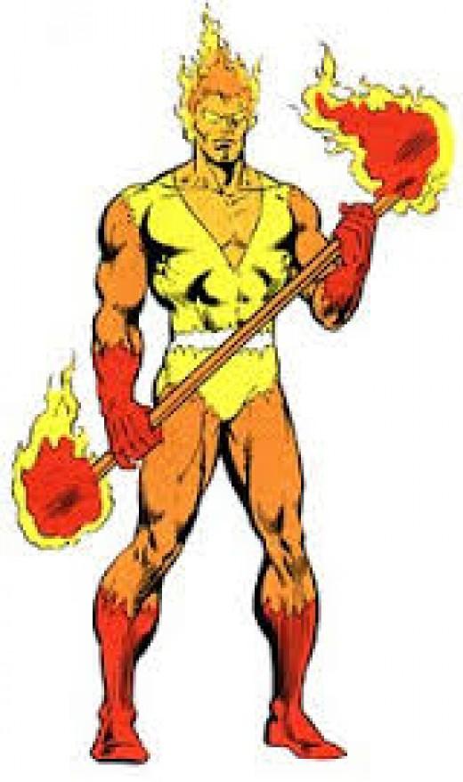 Firelord, Herald of Galactus